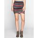 FULL TILT Crossover Bodycon Skirt
