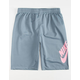 NIKE SB Mesh Swoosh Dri-FIT Boys Shorts