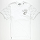 LRG 47 Bit Reflective Mens T-Shirt