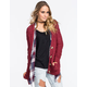 FULL TILT Boucle Cable Knit Womens Cardigan