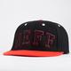 NEFF Champ Cap Mens Snapback Hat