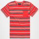 BILLABONG Splitter Mens Pocket Tee