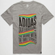 ADIDAS Rasta Wave Mens T-Shirt