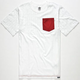ADIDAS Gonz Mens Pocket tee