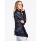 FULL TILT Striped Womens Cardigan
