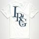 LRG Three Letter Mens T-Shirt