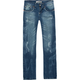 YMI Embroidered Girls Bootcut Jeans