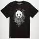 LRG Panda Plants Mens T-Shirt