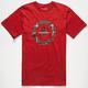 LRG RC Bandana Mens T-Shirt