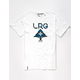 LRG Savage Core Logo Mens T-Shirt
