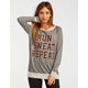 FULL TILT Run Sweat Repeat Womens Sweatshirt