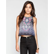 PATRONS OF PEACE Embroidered Womens Tank