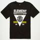 ELEMENT Coverage Mens T-Shirt