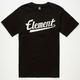 ELEMENT Script Mens T-Shirt