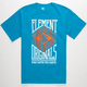ELEMENT Zig Zag Boys T-Shirt