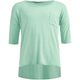 FULL TILT Step Hem Girls Pocket Tee