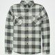 SHOUTHOUSE Lancaster Mens Flannel Shirt
