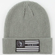 YEA.NICE Patch Pattern Iconic Beanie