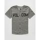 VOLCOM Milton Boys Baseball Jersey