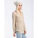 FULL TILT Hairy Womens Tunic Sweater