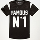 FAMOUS STARS & STRAPS Star Mens Jersey