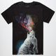 ROOK Wolf Breath Mens T-Shirt