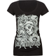 INFAMOUS Death Wish Womens Tee