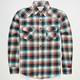 COASTAL NRG Mens Flannel Shirt