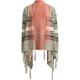 FULL TILT Border Stripe Ethnic Girls Wrap Sweater