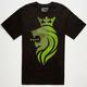 NEFF Damian Lion Mens T-Shirt