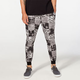 ELWOOD Brushed Checkerboard Mens Jogger Pants