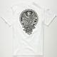 SANTA CRUZ Eagle Badge Mens T-Shirt