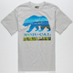 NOR CAL Lake Bear Mens T-Shirt