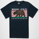 NOR CAL Freedom Mens T-Shirt