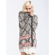 FULL TILT Native Womens Cardigan