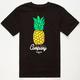 NEFF Pixelated Pineapple Boys T-Shirt