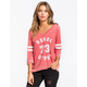 BILLABONG Rebel Love Womens Tee