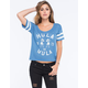 BILLABONG Hula Time Womens Tee