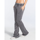FULL TILT Essential Womens Porkchop Pocket Flare Sweatpants