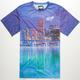 NEFF Nightlife Mens T-Shirt