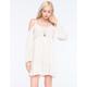 LIRA Jocelyn Cold Shoulder Dress