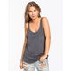 VOLCOM Lived In Womens Pocket Tank