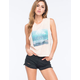 VOLCOM Killer View Womens Muscle Tank
