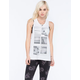 O'NEILL Beachin Womens Muscle Tank