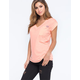 FOX Miss Clean Womens Pocket Tee