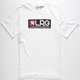 LRG Logo Scallop Mens Tall Tee