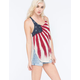 OTHERS FOLLOW Rope Back Womens Tank