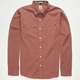 VOLCOM Weirdoh Solid Mens Shirt