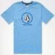 VOLCOM Circle Staple Mens T-Shirt