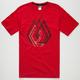VOLCOM Paratwine Mens T-Shirt